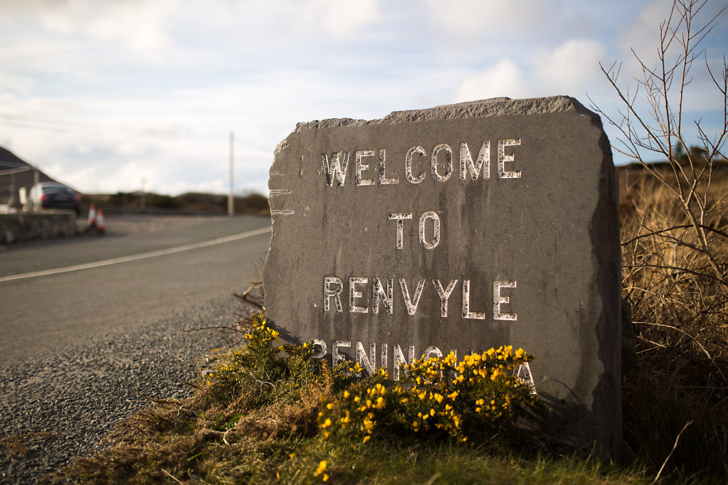 Welcome to Renvyle Peninsual