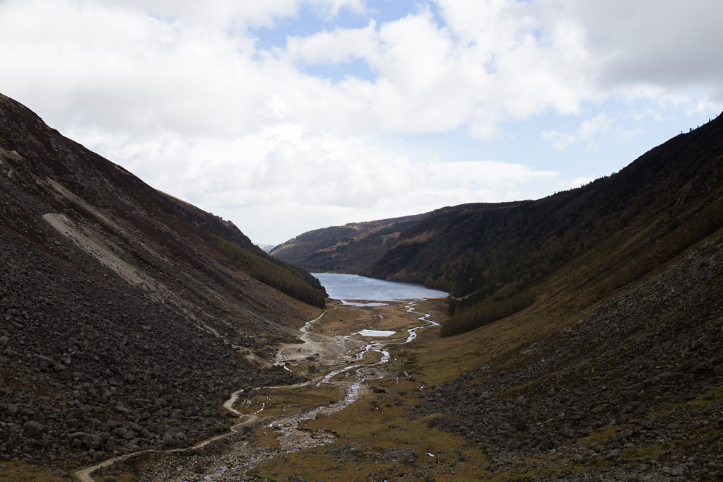 Day 12 - Glendalough & the Spinc Loop