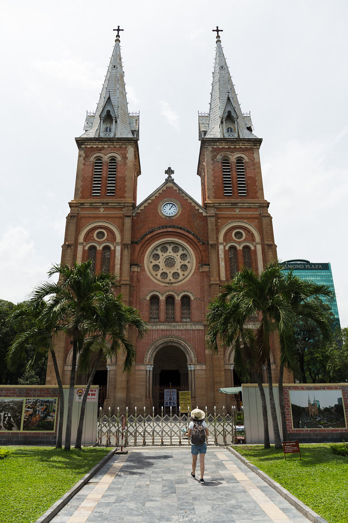 Notre Dame Cathedral of Ho Chi Minh City